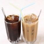 レーロイ - ドリンク写真:アイスコーヒー