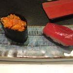 43376963 - お通しのお寿司
