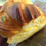 手作りパンこむぎ - かぼちゃパン