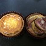 カシ キチ - チーズタルト&いちじくタルト
