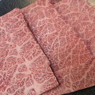芝浦の食肉卸売市場、山形食肉公社、大阪食肉市場より直接仕入。