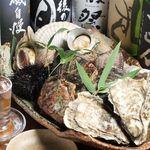 わさび - 単品 (3)牡蠣