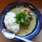 baimai - えびのグリーンカレー