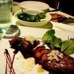 REGGINA - ラム肉大串