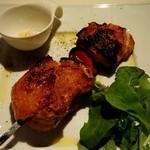 REGGINA - 大山鶏の大串