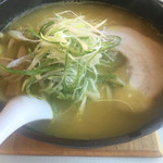 梅正屋 - 料理写真:しおカリーラーメン