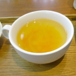 はちの巣カフェ - 野菜たっぷりスープ