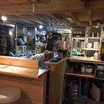 Pizza Bar Pecco - ☆客席から見たキッチンです☆