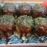 おい(美味)しんぼ - 料理写真:たこ焼き
