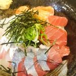 KA-TSU - 2015.10 海鮮丼(ランチ限定)