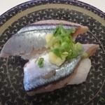 はま寿司 - 秋刀魚