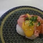 はま寿司 - ネギトロ卵黄