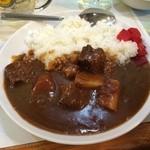 釜谷 - カレーライス590円