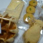 ハウスカ - こだわりの焼き菓子たち