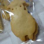 ハウスカ - ひつじのクッキー