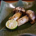 藍屋 - 料理写真:松茸~☆