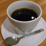 ポムの樹 - ランチタイムドリンク(オプション)でコーヒー