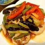 青葉 - 野菜マーボー
