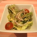 ダイニングキッチン プーハウス - 野菜サラダ