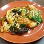 香龍 - 回鍋肉・赤