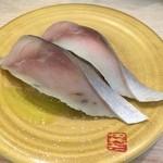 43391120 - 【2015年09月】釧路産〆北釧さば@100円。