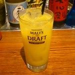 アガリコ マサール - オレンジジュース