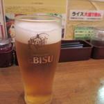 AOI - 生ビール 美味い