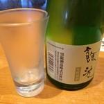 寿司 うまいもの処 伊勢家 - 私の流動食