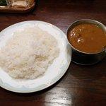 43392396 - ビーフカレー(大盛)
