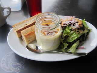 コマザワ パーク カフェ - 駒沢の朝食