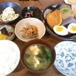夢乃蕎麦 - おでん定食¥1000(税込)☆♪