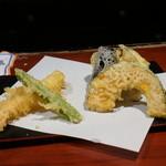 蕎麦切り屋 - 天ぷら