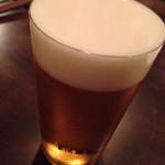 ELSKA - 生ビール 泡のクリーミーなこと幸せ