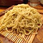 新高揚 - つけめんの麺
