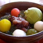 嵐山さくら餅 稲 - 料理写真: