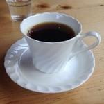 堅香子 - ドリンク写真:炭焼コーヒー