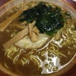 中村 - 当り鉢ラーメン(味噌)