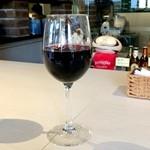 PIZZERIA FAMIGLIA - カリフォルニアワイン赤をいただきました(2015.10.20)
