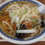 横浜ラーメン龍味 - 料理写真:サンマーメン