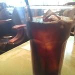 コンシールカフェ ミヤマスザカ - 【ランチ】アイスコーヒー