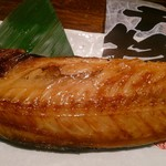 海鮮炉端 赤羽魚友 - 伴助干物 鯖アップ