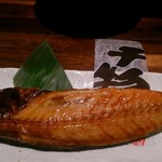 海鮮炉端 赤羽魚友 - 鯖半身