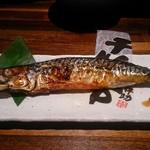 海鮮炉端 赤羽魚友 - 鯖表