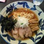 神田 磯野 - 以前食べた醤油らーめん