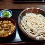 麺処 たかしな - カレー汁うどん(並盛)700円 ※350g
