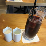 43407800 - 20151020 アイスコーヒー +500円
