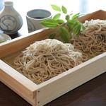産庵 - 板蕎麦