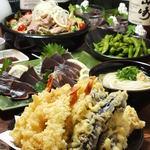 讃岐うどん大使 東京麺通団 - 店長のおすすめコース(4,500円)
