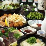 讃岐うどん大使 東京麺通団 - 東京麺通団コース(3,500円)
