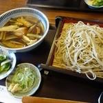 43408920 - 鴨汁そば1450円(税別)